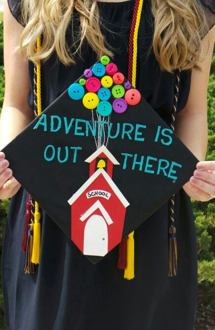 Gorgeous Graduation Cap Decoration Ideas Consider Decorating With Caps For The Event Your