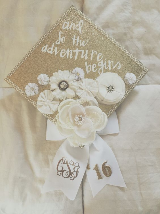 65  gorgeous graduation cap decoration ideas