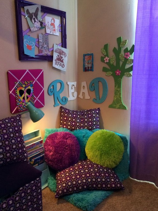 Perfect Spot for Your Little Ones to Read.