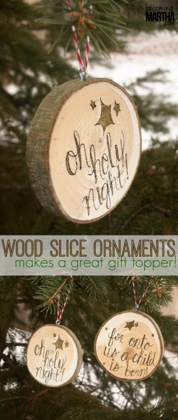 30  creative diy christmas ornaments with lots of
