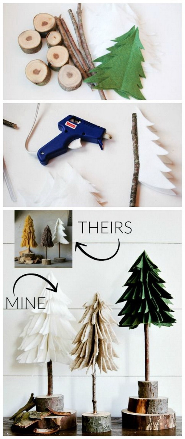 30+ Amazing DIY Rustic Christmas Decoration Ideas - Listing More