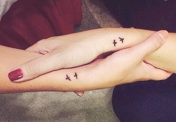 Sister Tattoo Ideas.