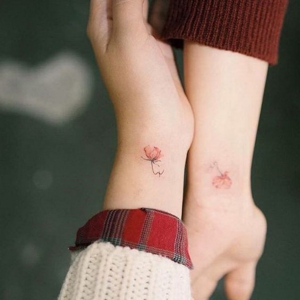 40+ Inspirational Ideas of Sister Tattoos - Listing More