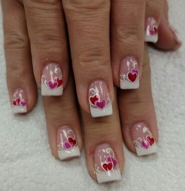 Romantic Valentine's Day Nail Art Ideas & Designs!