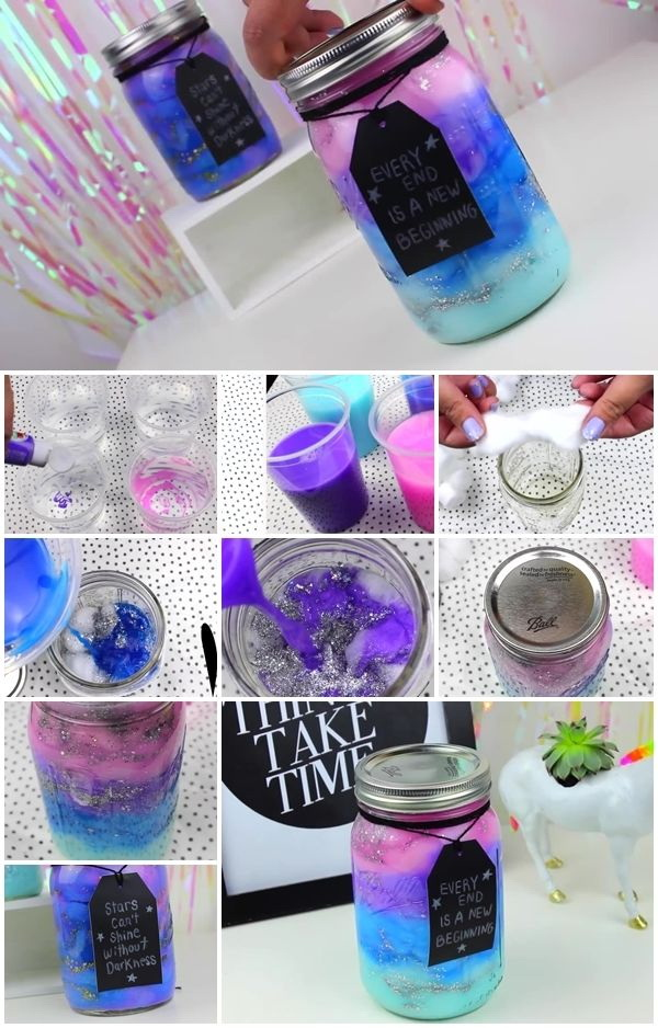 40 Creative Diy Mason Jar Projects With Tutorials Listing More