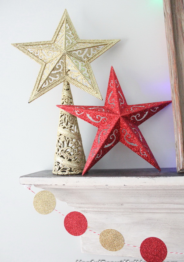 Christmas Decoration Ideas Diy.40 Frugal And Festive Diy Dollar Store Christmas Decoration