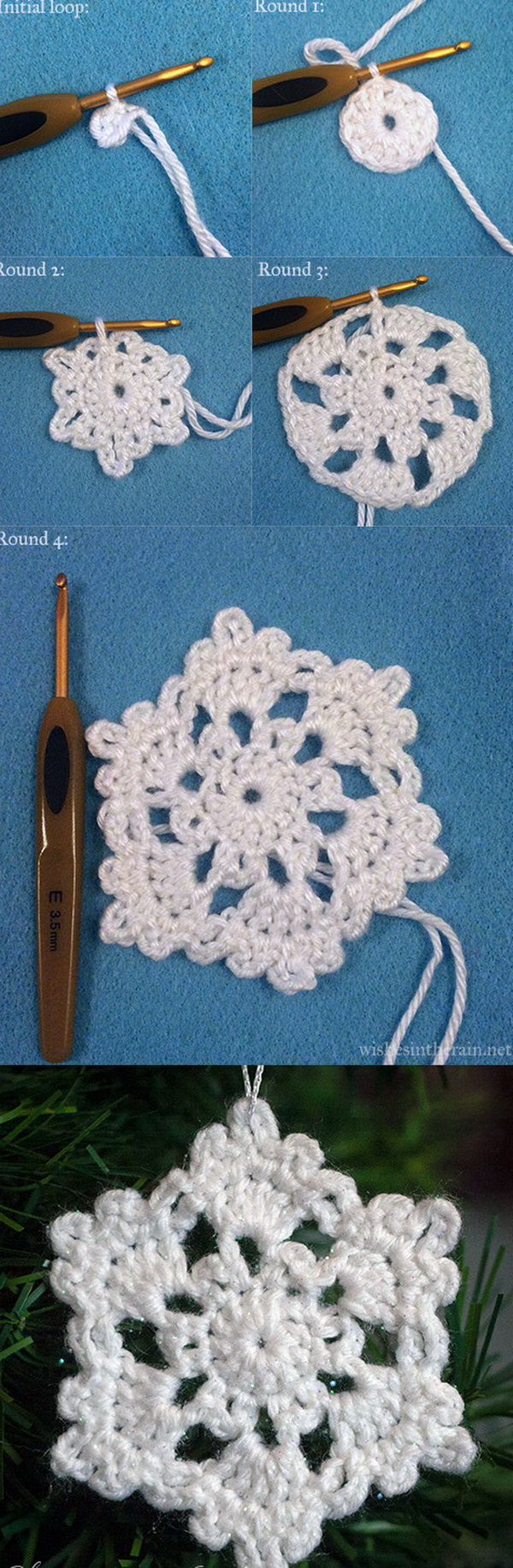 20+ Free Crochet Patterns for Christmas - Listing More
