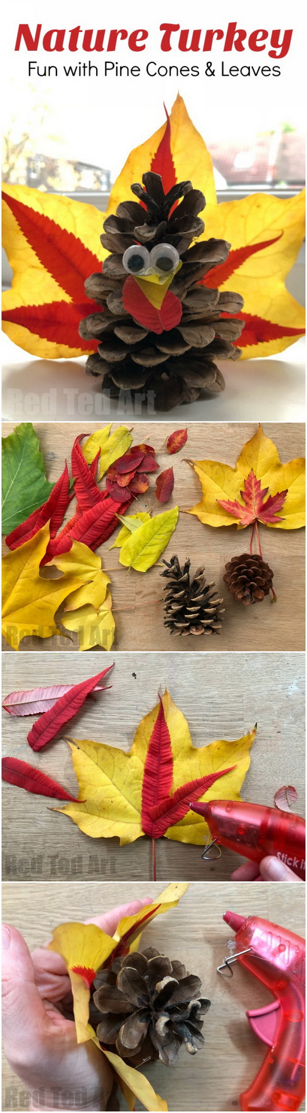 30 Festive And Fun Pine Cone Crafts Listing More