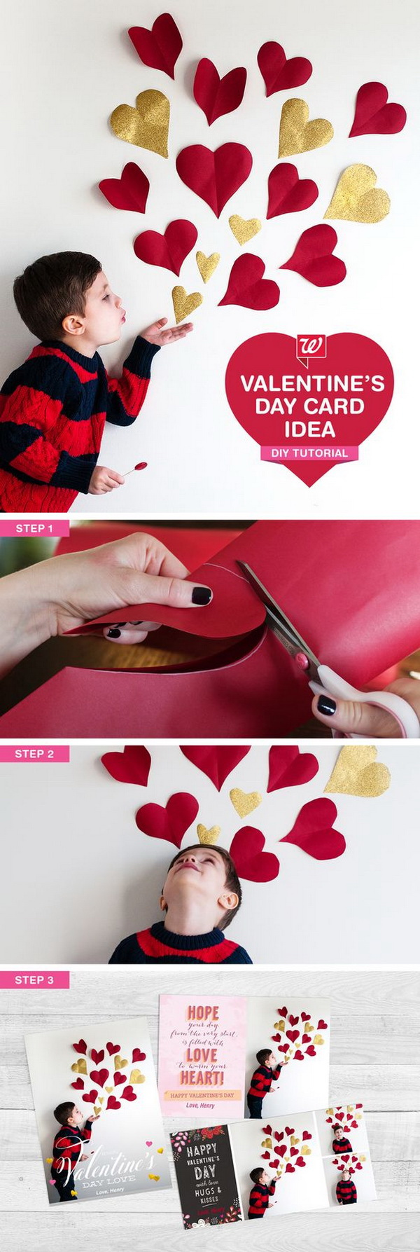 DIY Valentines Cards.