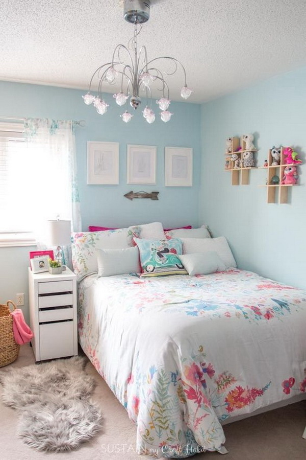 Teen Girl Room Design: 40+ Cool Teenage Girls Bedroom Ideas