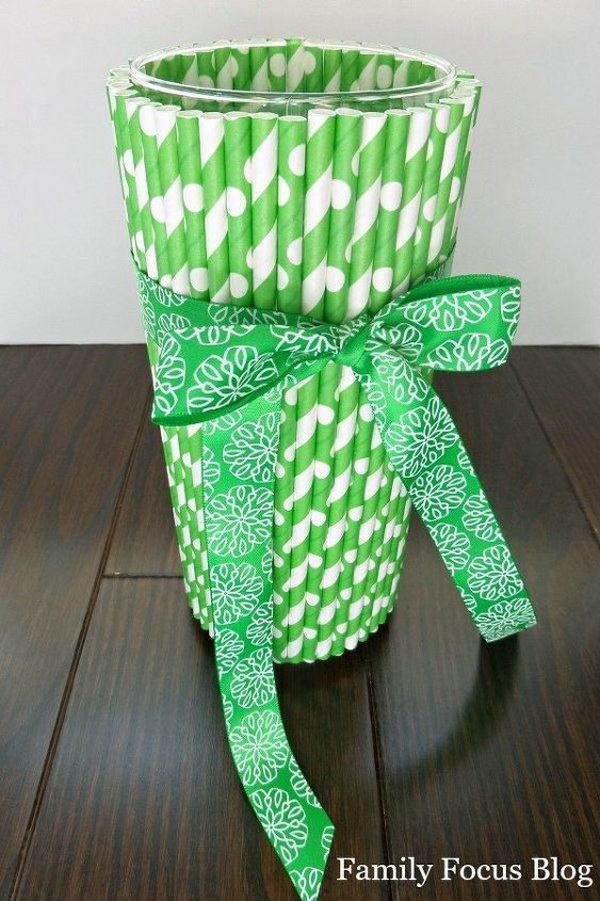 St. Patricks Day Home Decor Project.