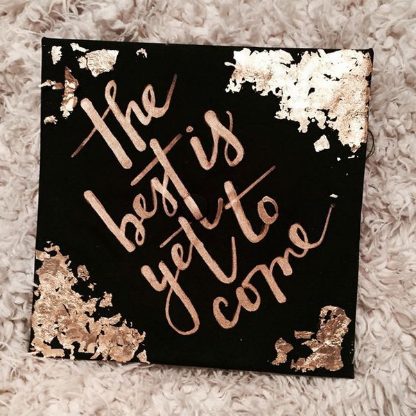 Graduation Cap DIY.