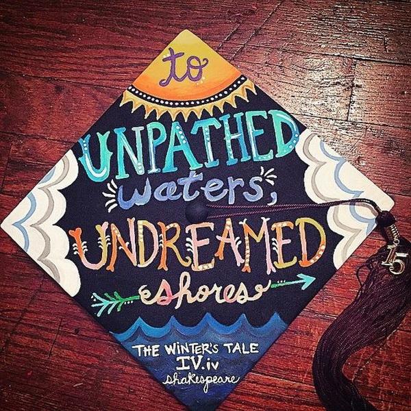 Graduation Cap Decoration.