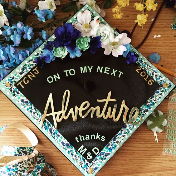 Gorgeous Graduation Cap Decoration Ideas. consider decorating with graduation caps for the event with your own style and make excellent crafts for joy.