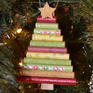 30+ Creative DIY Christmas Ornaments with Lots of Tutorials