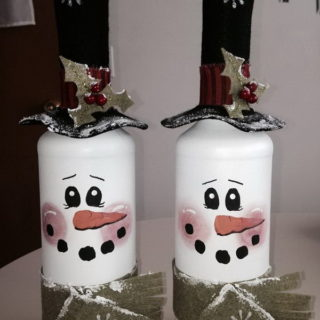 Creative and Fun Ways to Make Snowman Crafts