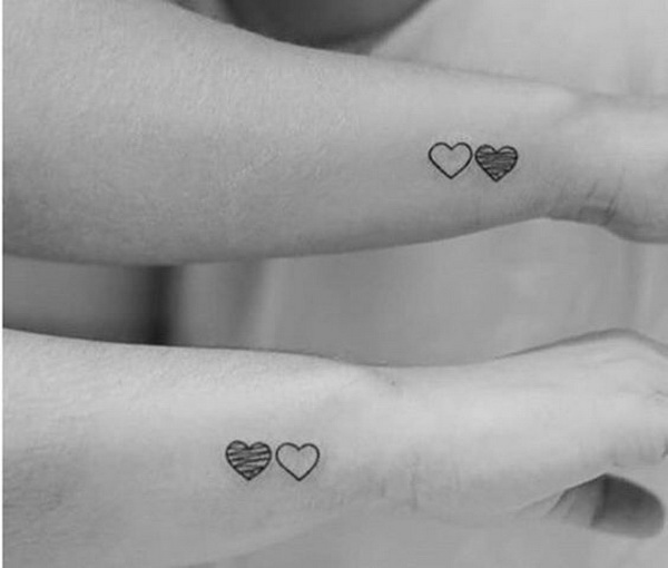 Sister Tattoo Ideas.