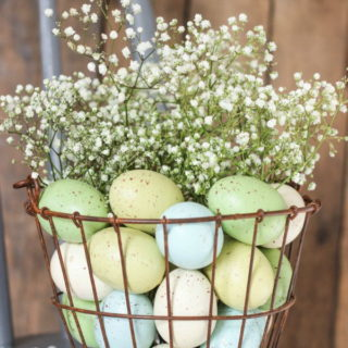 Easy DIY Spring Decoration Ideas