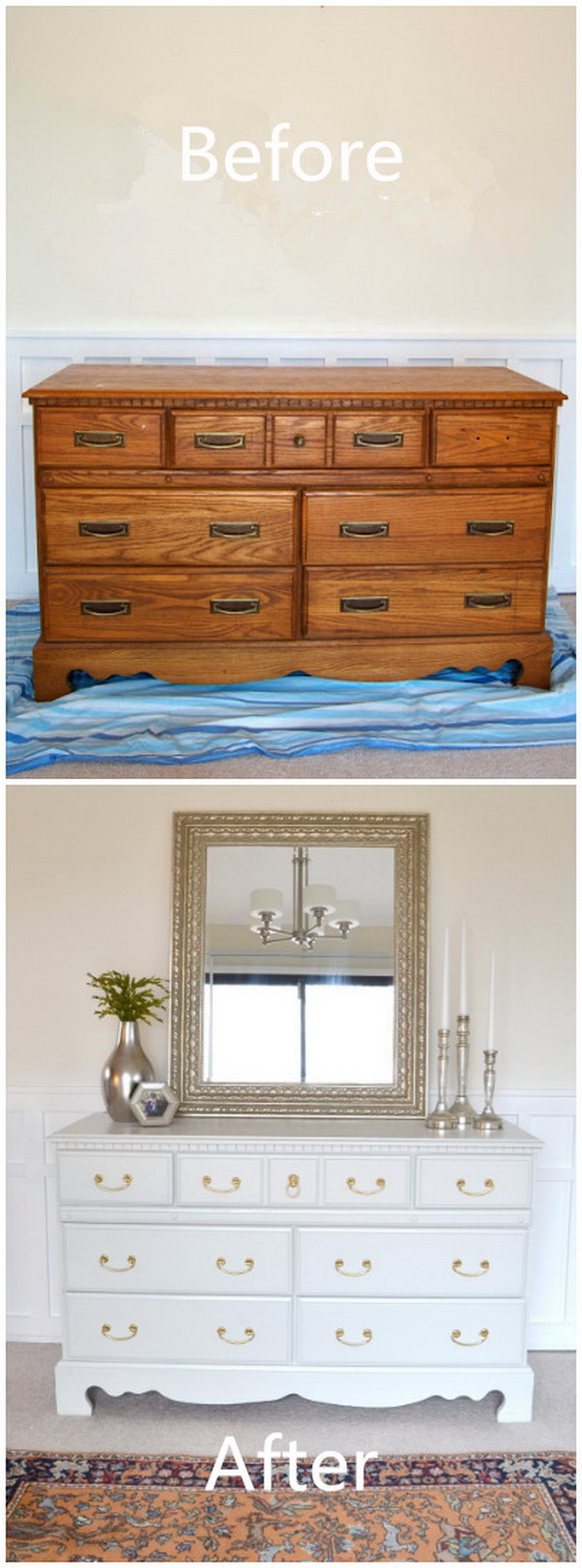 Funiture Makeovers: