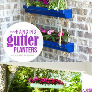 20+ Creative DIY Planter Projects with Lots of Tutorials