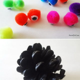 34 Fun & Easy Halloween Crafts for Kids to Make