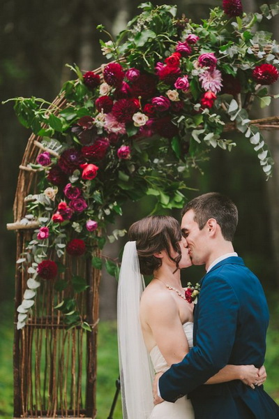 Floral Wedding Arch Ideas.