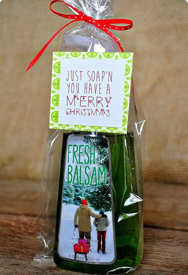 35 Quick And Easy Christmas Gift Ideas For Neighbors Listing More