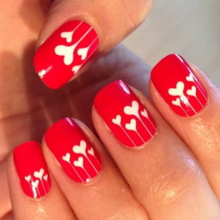 70+ Romantic Valentine's Nail Art Designs