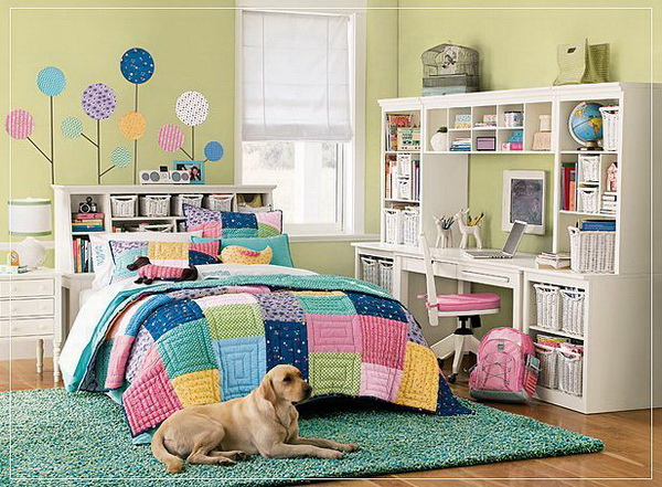40+ Cool Teenage Girls Bedroom Ideas - Listing More on Teenage Rooms For Girls  id=29418