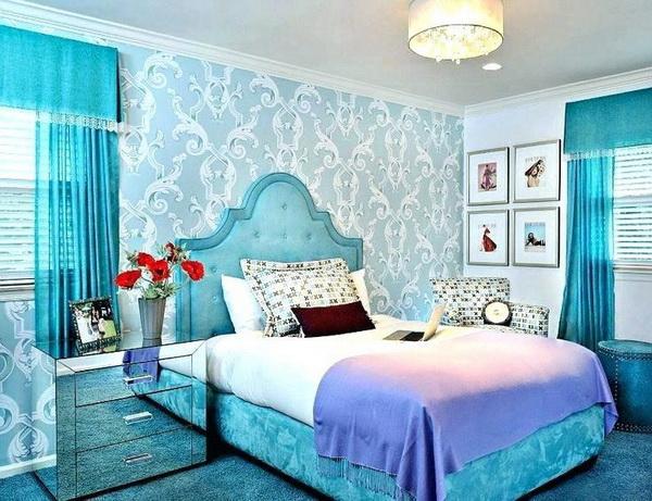 Unique Bedroom.