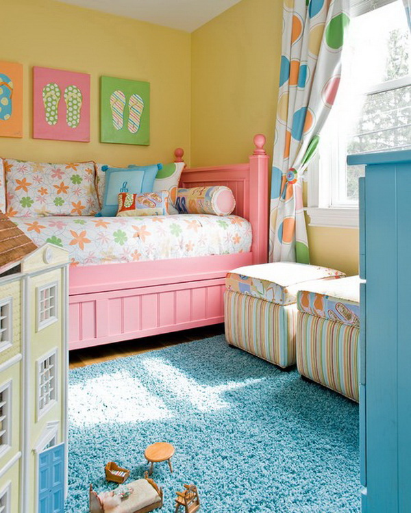 Teen Girls Bedroom Decor Ideas.