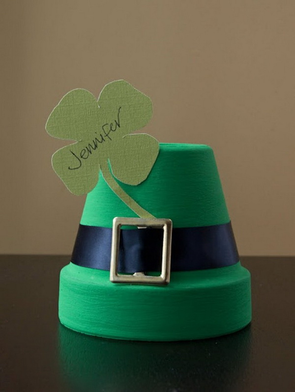 Perfect St Patricks Day Crafts。